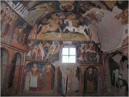 Gülşehir Kiliseleri