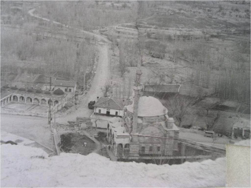 Gülşehir Kurşunlu Cami eski fotoğrafları