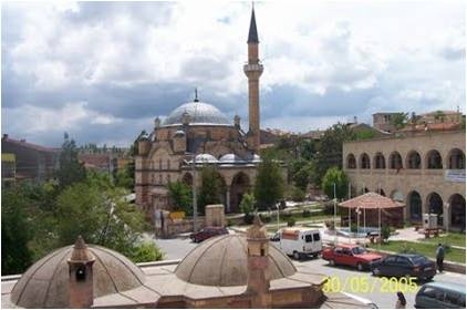 Gülşehir Kurşunlu Cami