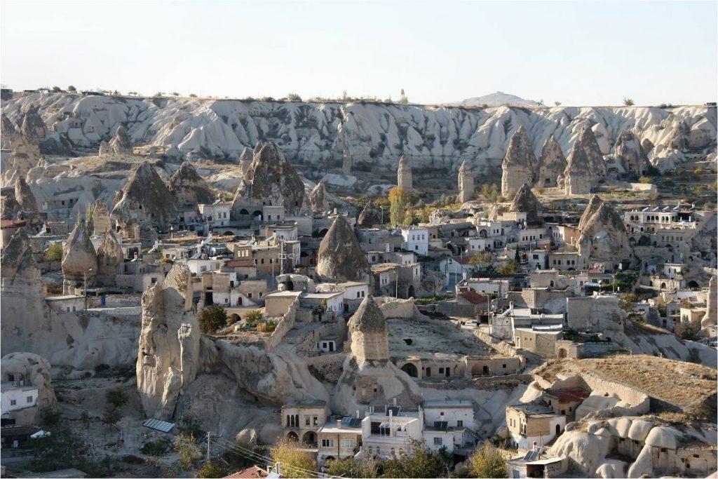 Kapadokya Nevşehir Göreme