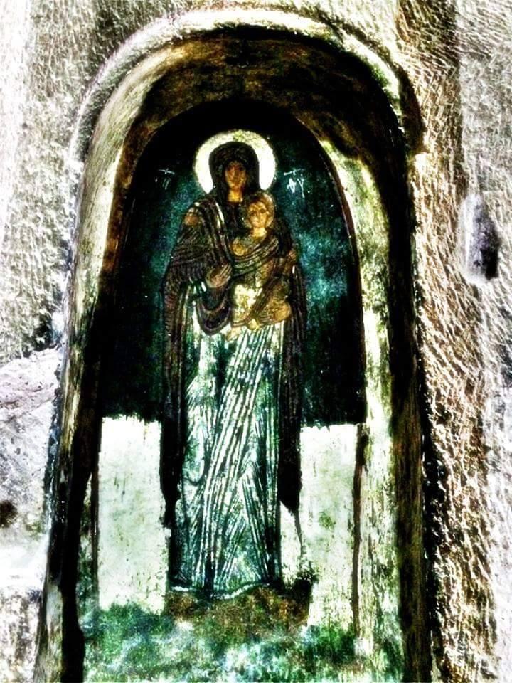 Gümüşler Manastırı
