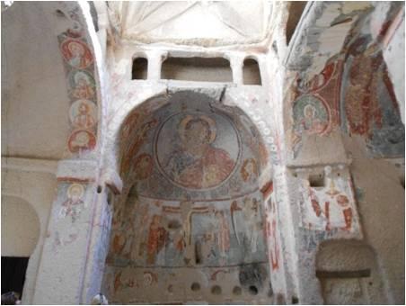 Ürgüp Yeşilöz Teodore Tağar Kilisesi