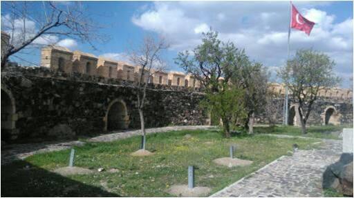 Nevşehir kalesi İç Kale