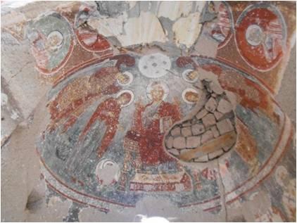 Tağar (St. Theodore) Kilisesi (Yeşilöz Kilisesi)