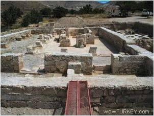 sobesos antik kenti Ürgüp şahinefendi
